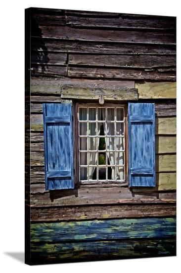 Schoolhouse-Elizabeth St. Hilaire Nelson-Stretched Canvas Print
