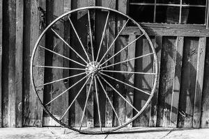 Wagon Wheel Background by Schub.Photo