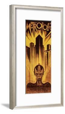 Metropolis, 1926 by Schulz-Neudamm