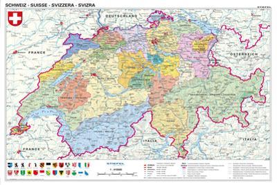 Schweiz - politisch