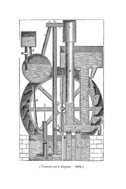 Nuncarrow's Engine by Science Business Library