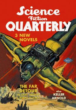 Science Fiction Quarterly: Rocket Man Attacks