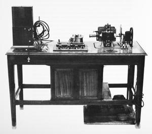 Electrocardiograph, 20th Century by Science Photo Library