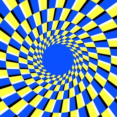 Peripheral Drift Illusion