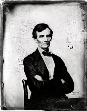 Abraham Lincoln, 16th U.S. President by Science Source