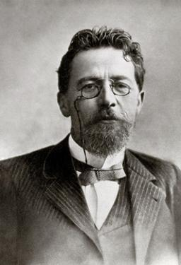 Anton Chekhov, Russian Physician and Author by Science Source