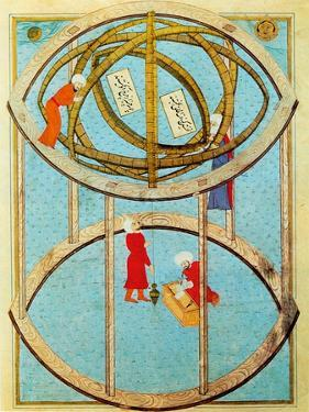 Armillary Sphere by Science Source