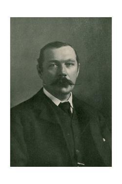Arthur Conan Doyle, Scottish Author by Science Source