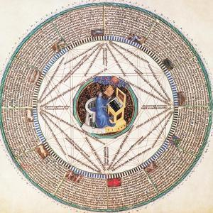 Astrologer in the Zodiac by Science Source