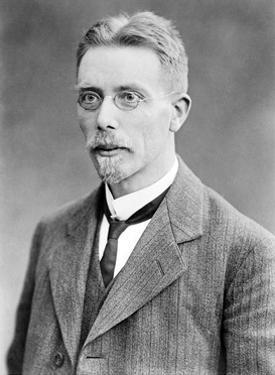 August Krogh, Danish Zoophysiologist by Science Source