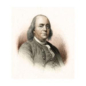 Benjamin Franklin, American Polymath by Science Source