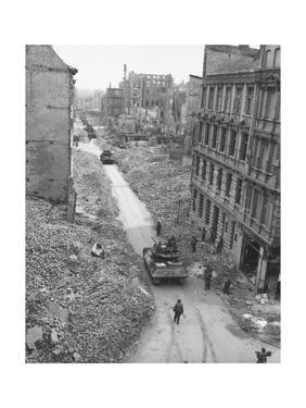 Berlin, 1945 by Science Source