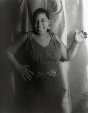 Bessie Smith, American Blues Singer by Science Source