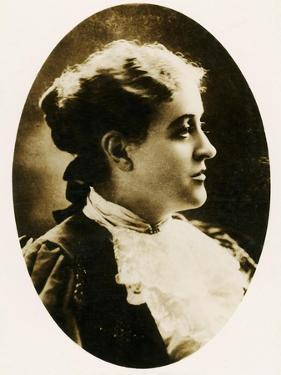 Carrie Chapman Catt, American Suffragette by Science Source