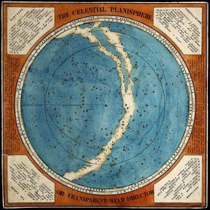 Celestial Planisphere, 1777 by Science Source