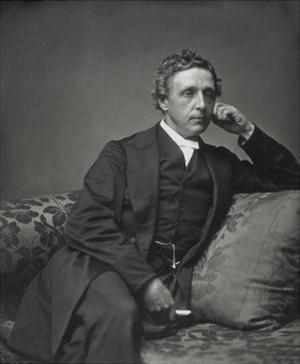 Charles Dodgson AKA Lewis Carroll, English Author by Science Source