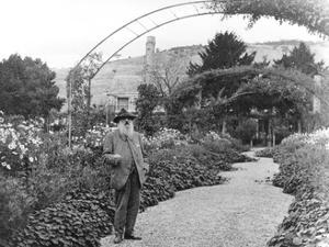 Claude Monet, French Impressionist Painter by Science Source