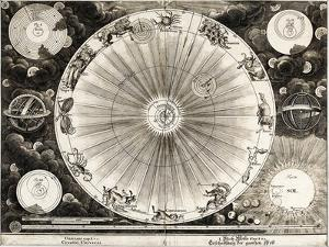 Copernican Astronomy, 1732 by Science Source