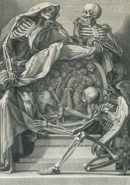 Danse Macabre, 17th Century by Science Source