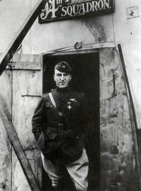 Eddie Rickenbacker, WWI American Flying Ace by Science Source