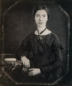 Emily Dickinson, American Poet by Science Source