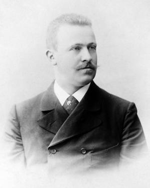 Erich von Drygalski, German Explorer by Science Source