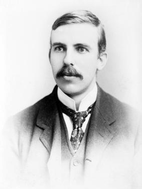 Ernest Rutherford, New Zealand Physicist by Science Source