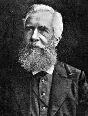 Ernst Haeckel, German Biologist by Science Source