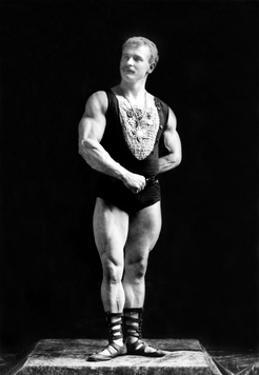 Eugen Sandow, Father of Modern Bodybuilding by Science Source