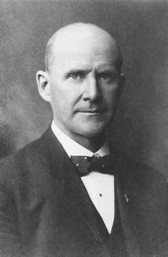 Eugene Debs, American Union Leader by Science Source