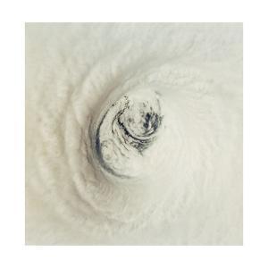 Eye of Hurricane Emilia by Science Source