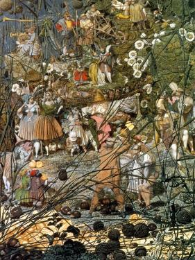 Fairy Feller's Master-Stroke by Science Source