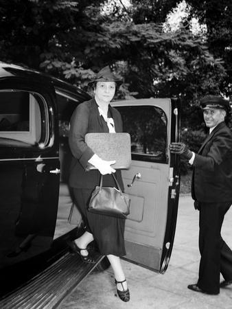 Frances Perkins, 4th U.S. Labor Secretary