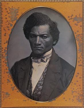 Frederick Douglass, American Abolitionist by Science Source
