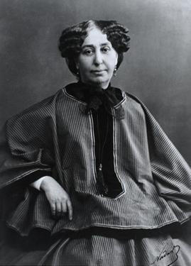 George Sand, French Author and Feminist by Science Source