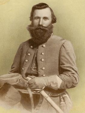 Jeb Stuart, Confederate General by Science Source
