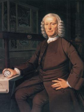 John Harrison, English Inventor by Science Source