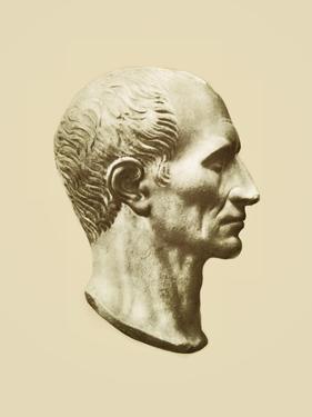 Julius Caesar, Roman General and Statesman by Science Source