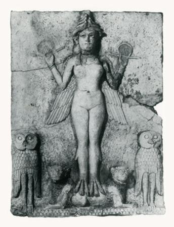 Lilith, Goddess of Death