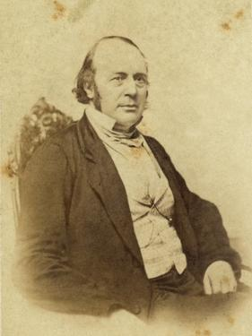 Louis Agassiz, Swiss-American Polymath by Science Source