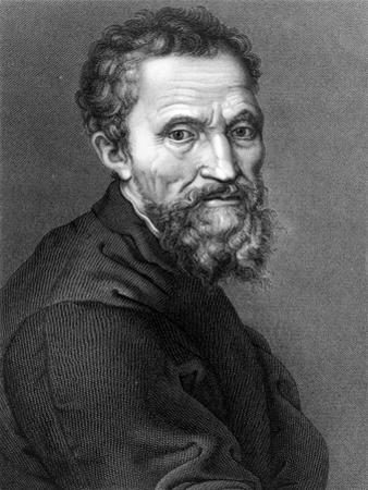 Michelangelo, Italian Renaissance Man by Science Source