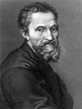Michelangelo, Italian Renaissance Man by Science Source
