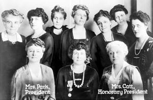 National League of Women Voters, 1920 by Science Source