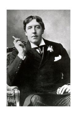 Oscar Wilde, Irish Author by Science Source