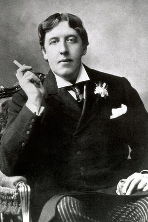 Oscar Wilde, Irish Author