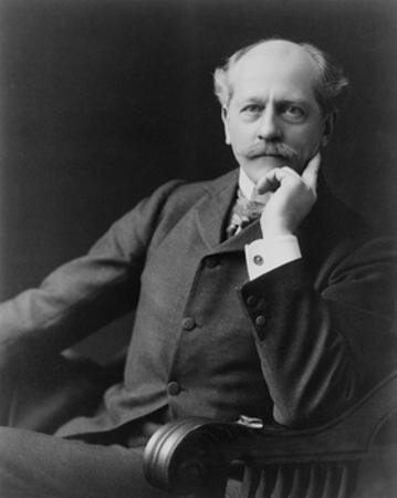 Percival Lowell, American Astronomer by Science Source