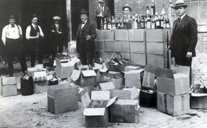Prohibition, 1922 by Science Source