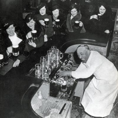 Prohibition Repealed, 1933