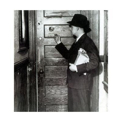 Prohibition, Speakeasy Peephole, 1930's