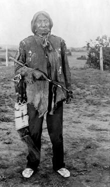 Red Cloud, Oglala Lakota Indian Chief by Science Source